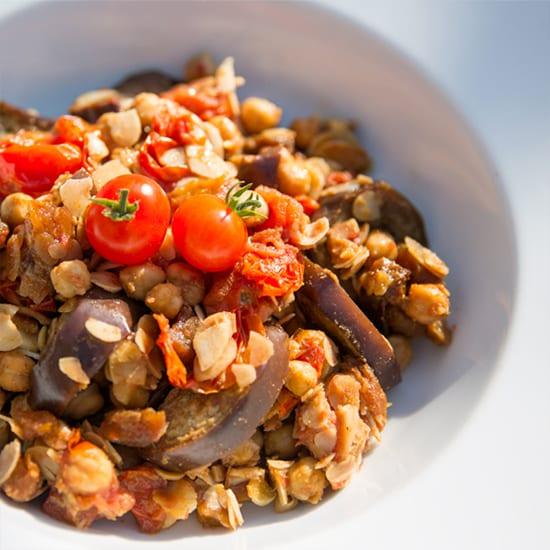 Marokkaanse schotel *vegetarisch*